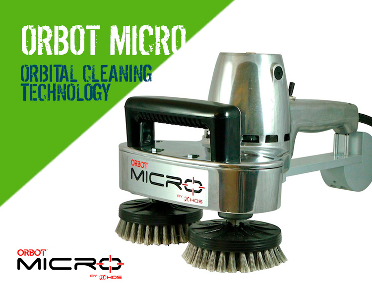 Orbot Micro Orbital Upholstery and Stair Cleaning