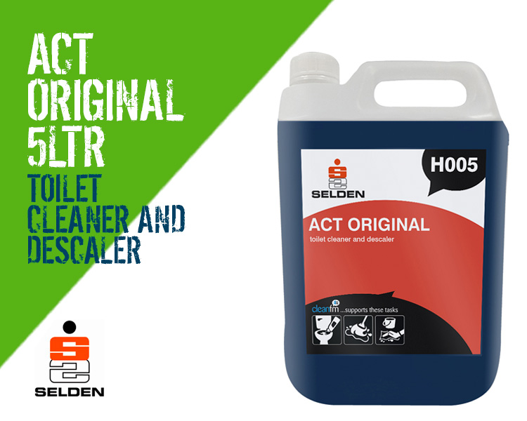 Selden Toilet Cleaner and Descaler Scotland
