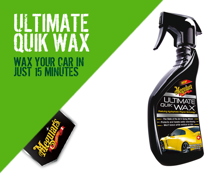 meguiars ultimate quik wax we are car care car wax car