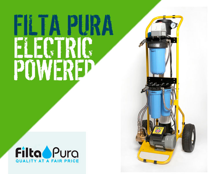 Filta Pura 5 Electric Powered