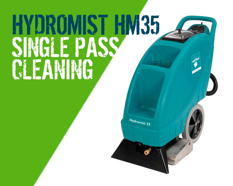 Floorcare Hydromist HM35 Carpet & Upholstery Cleaning Machine