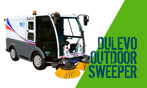 Dulevo 2000 Sky Outdoor Sweeper
