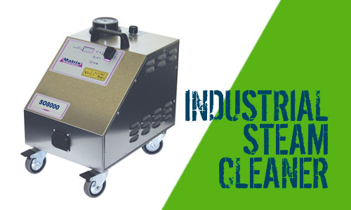 Matrix SO8000 Steam Cleaner
