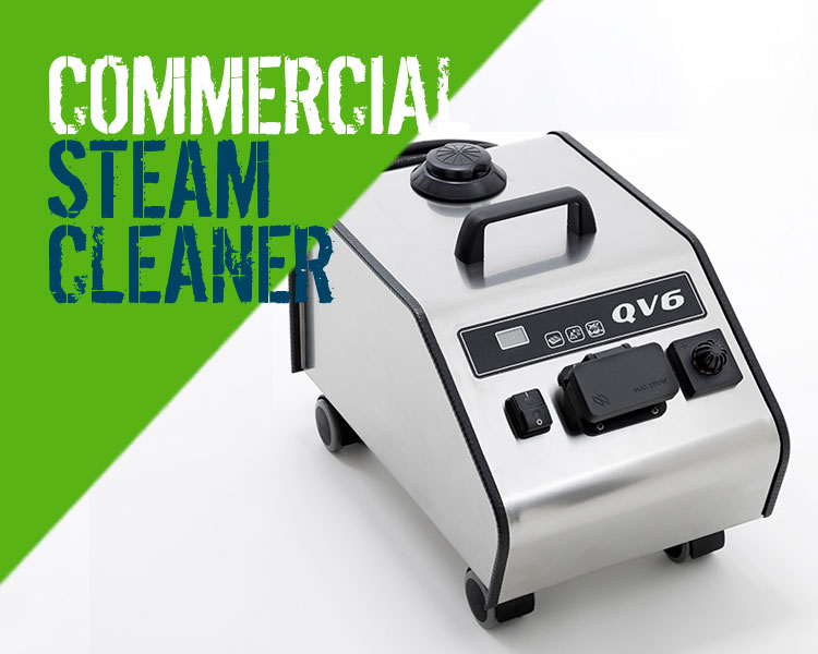 STi QV6 Professional Steam Cleaner Scotland