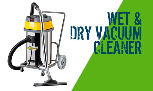 Ghibli AS590 Wet & Dry Vacuum Cleaner Scotland