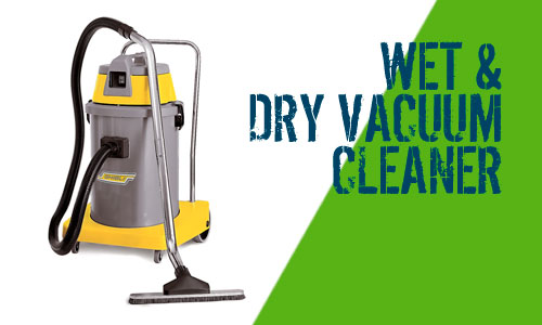 Ghibli AS400P Wet & Dry Vacuum Cleaner Scotland