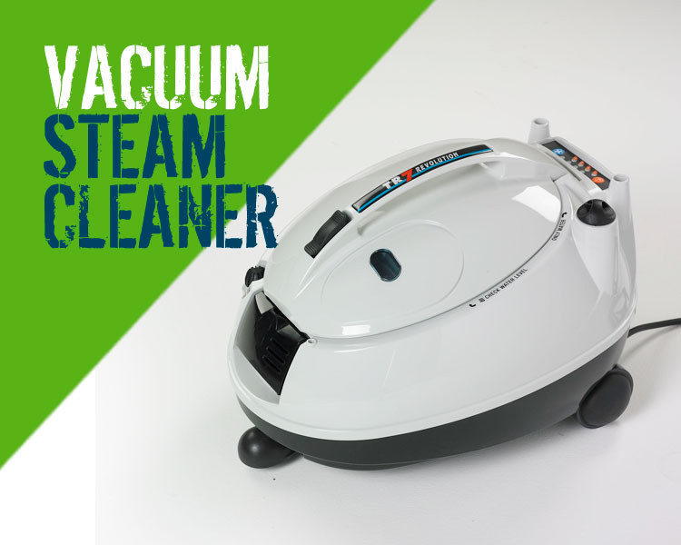STi QV7 Professional Steam Cleaner with Vacuum Scotland