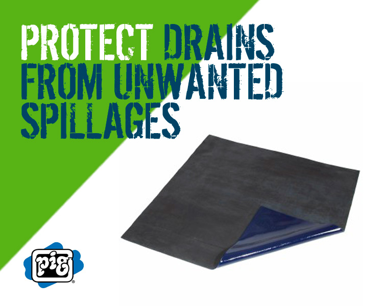 New Pig Drain Blocker Scotland