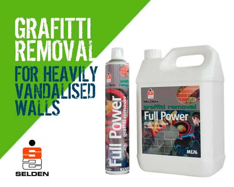 Selden Full Power Graffiti Removal Scotland