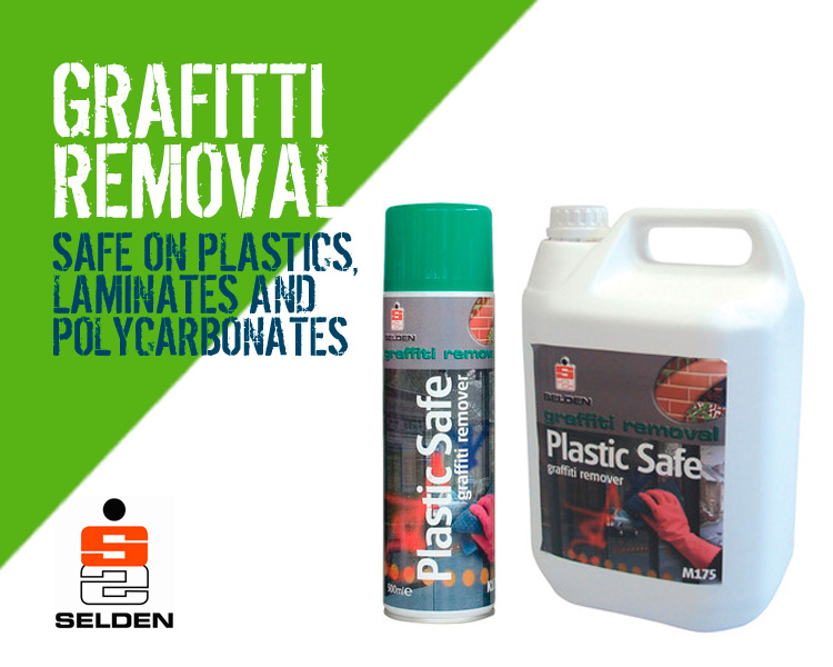 Selden Plastic Safe Graffiti Removal Scotland