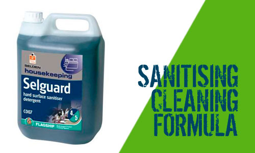 Selden Selguard Santising Cleaner Scotland