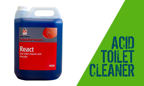 Selden Acid Toilet Cleaner and Descaler Scotland