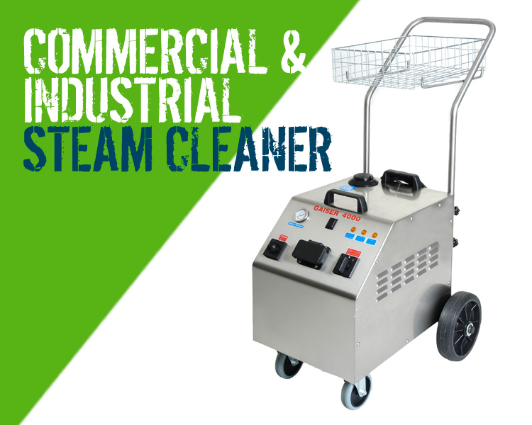 STi Gaiser 4000 Steam Cleaner