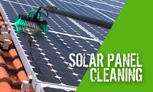 Solar Panel Cleaning Products Solutions