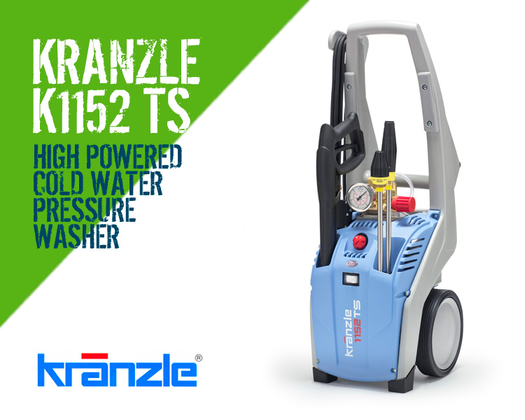 Kranzle 1152 TS Pressure Washer Cold