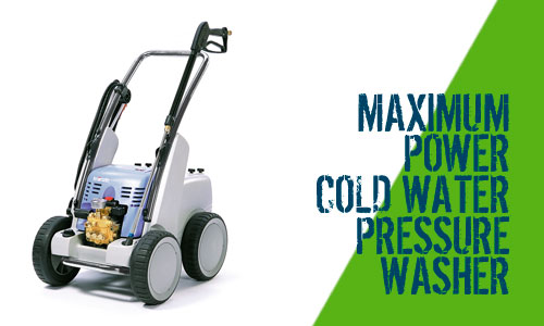 Kranzle Quadro 1200 TS Cold Pressure Washer