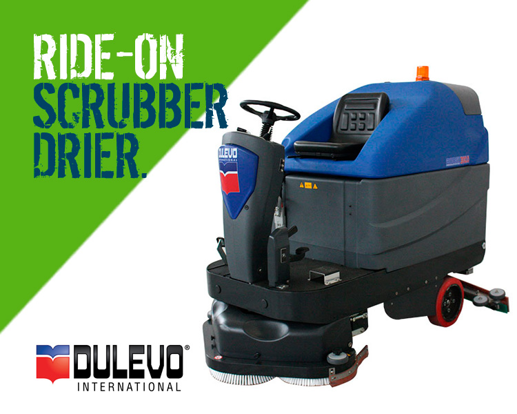 Dulevo Boost 300 Scrubber Dryer