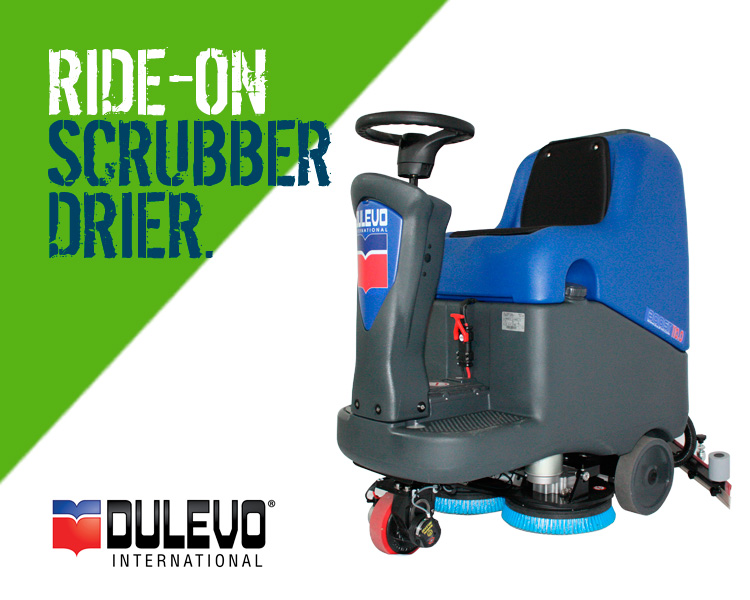 Dulevo Boost 110 Scrubber Dryer