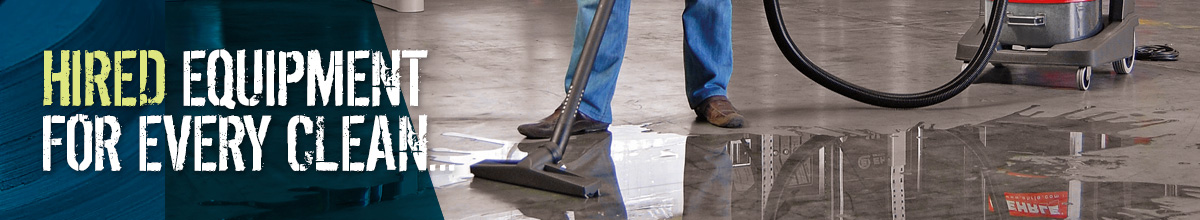 Hire Cleaning Machines from Capital Power Clean