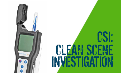 i-range CSi Clean Investigation Tester Scotland