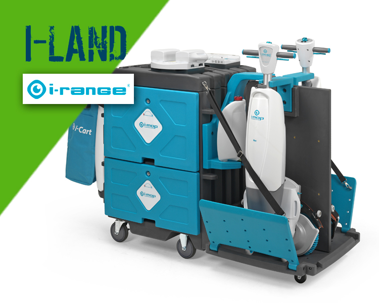 i-land i-mop Storage System Scotland Lrg
