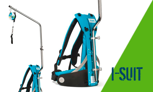 i-suit high reach cleaning Scotland Lrg