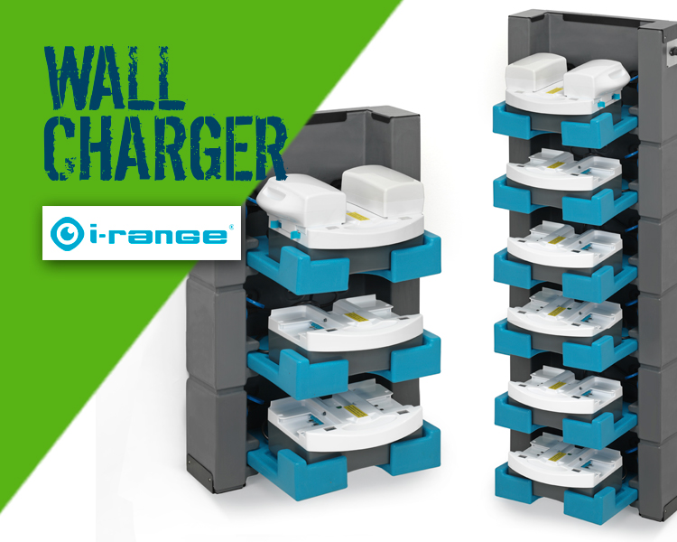 i-range wall charger Scotland Lrg