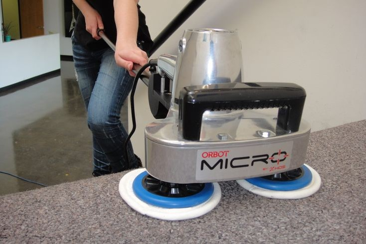 Orbot Micro Cleaning Machine Orbital Technology
