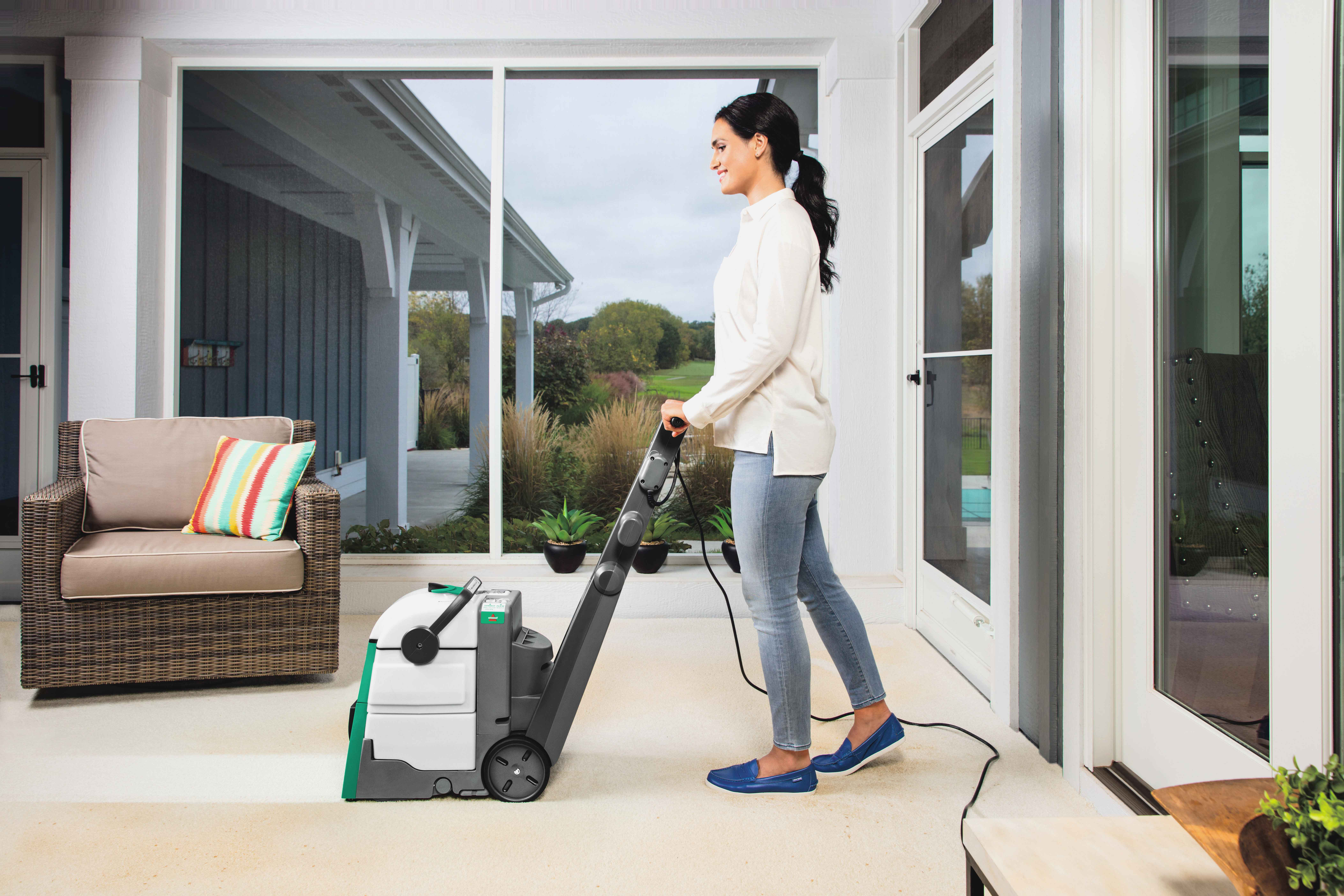 Bissell Big Green Machine Professional Carpet Cleaner 27T27 Carpet Cleaning South Bend