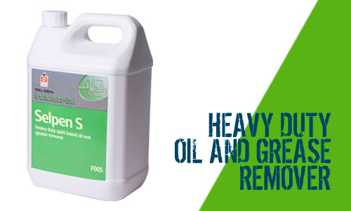 Selpen S Heavy Duty Cleaning For Removing Wax