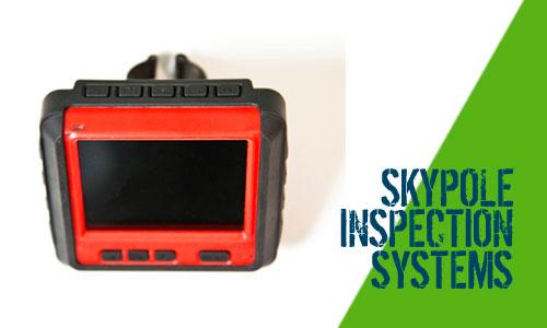 Skypole Professional High Reach Inspection Camera System