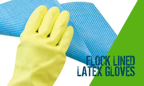 Matrix Household Latex Gloves