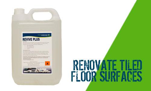 Revive Plus Tiled Floor Cleaning Formula