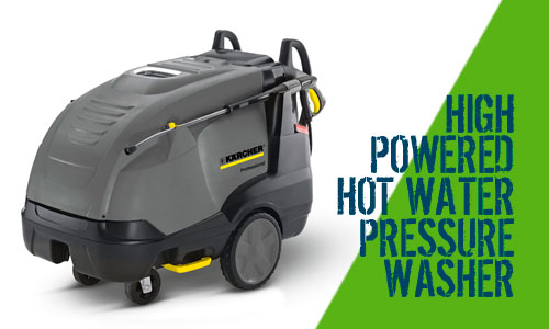 Karcher Hds 12 18 4s Oil Heated Hot Pressure Washer