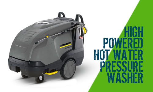 Karcher Hds 10 20 4m Oil Heated Hot Pressure Washer