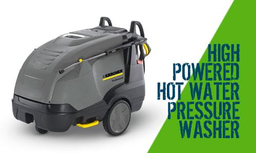 Karcher Hds 7 10 4m Oil Heated Hot Pressure Washer