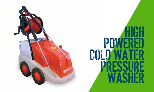 Ehrle Kd 1140 4x4 Cold Water Pressure Washer