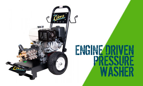 Cobra 15 250 Rtt Engine Driven Pressure Washer