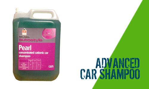 Pearl Advanced Vehicle Car Shampoo