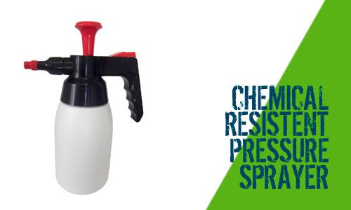 Chemical Resistant Pressure Sprayer