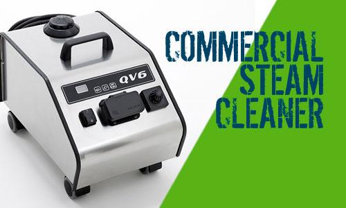 STi QV6 PRO Steam Cleaner Machine
