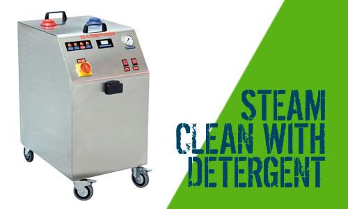 Sti Gaiser 18000 Steam Cleaner With Detergent Facility